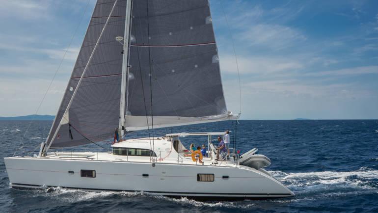 Lagoon 570 Catamaran