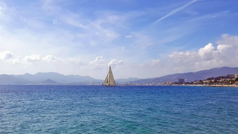 5 magnifiques lieux de la côte d'Azur à découvrir en bateau