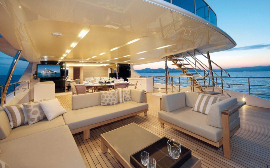 Top 5 des bateaux les plus luxueux