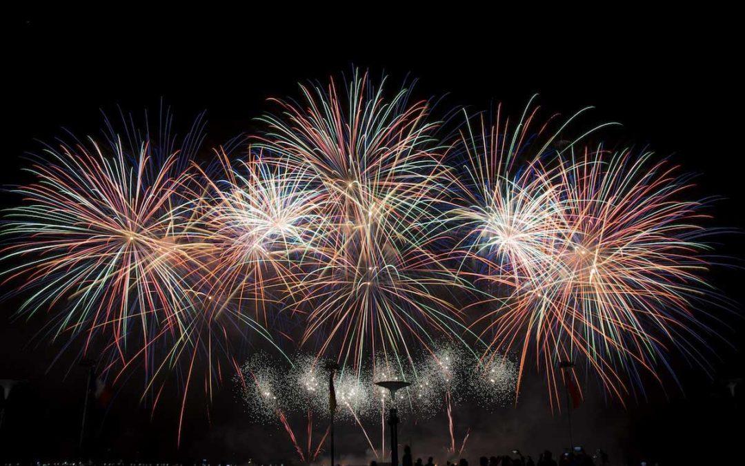 Où regarder le feu d'artifice du 14 juillet à Toulon ?