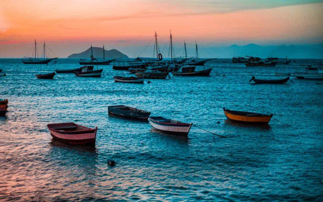 Naviguer en arrière saison pour plus de calme en mer !
