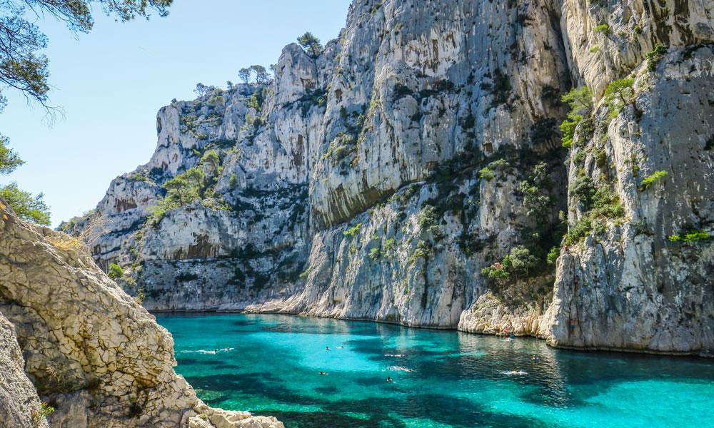 Visiter les calanques de Marseille avec Set-Sail !