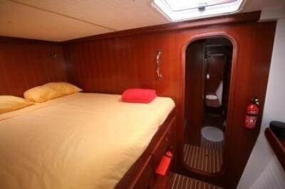 Cabie double du Catamaran Nautitech 47 à louer chez SET SAIL