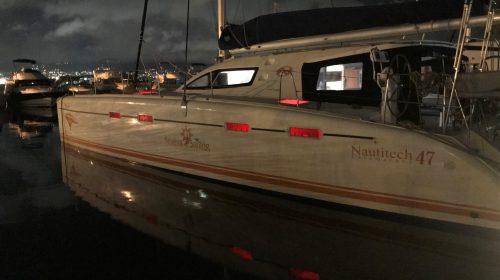 Catamaran Nautitech 47 à louer chez SET SAIL