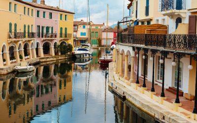 Port Grimaud, la Venise Provençale du Sud de la France