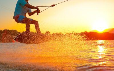 Sports nautiques : les meilleurs spots en Côte d'Azur !