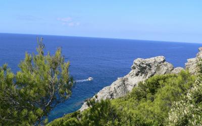 Les îles du Sud de la France à visiter en bateau